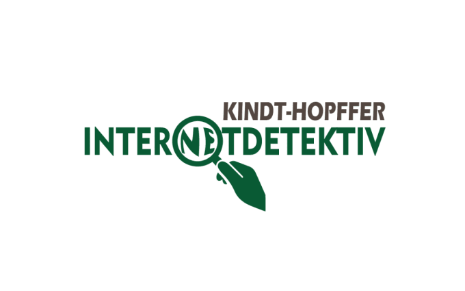 logo Internetdetektei Kindt-Hopffer